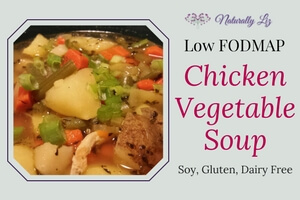 Low FODMAP Chicken Vegetable Soup_ TN