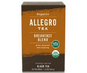 Allegro Coffee Breakfast blend tea