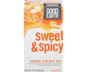 Good Earth Sweet & Spicy Tea
