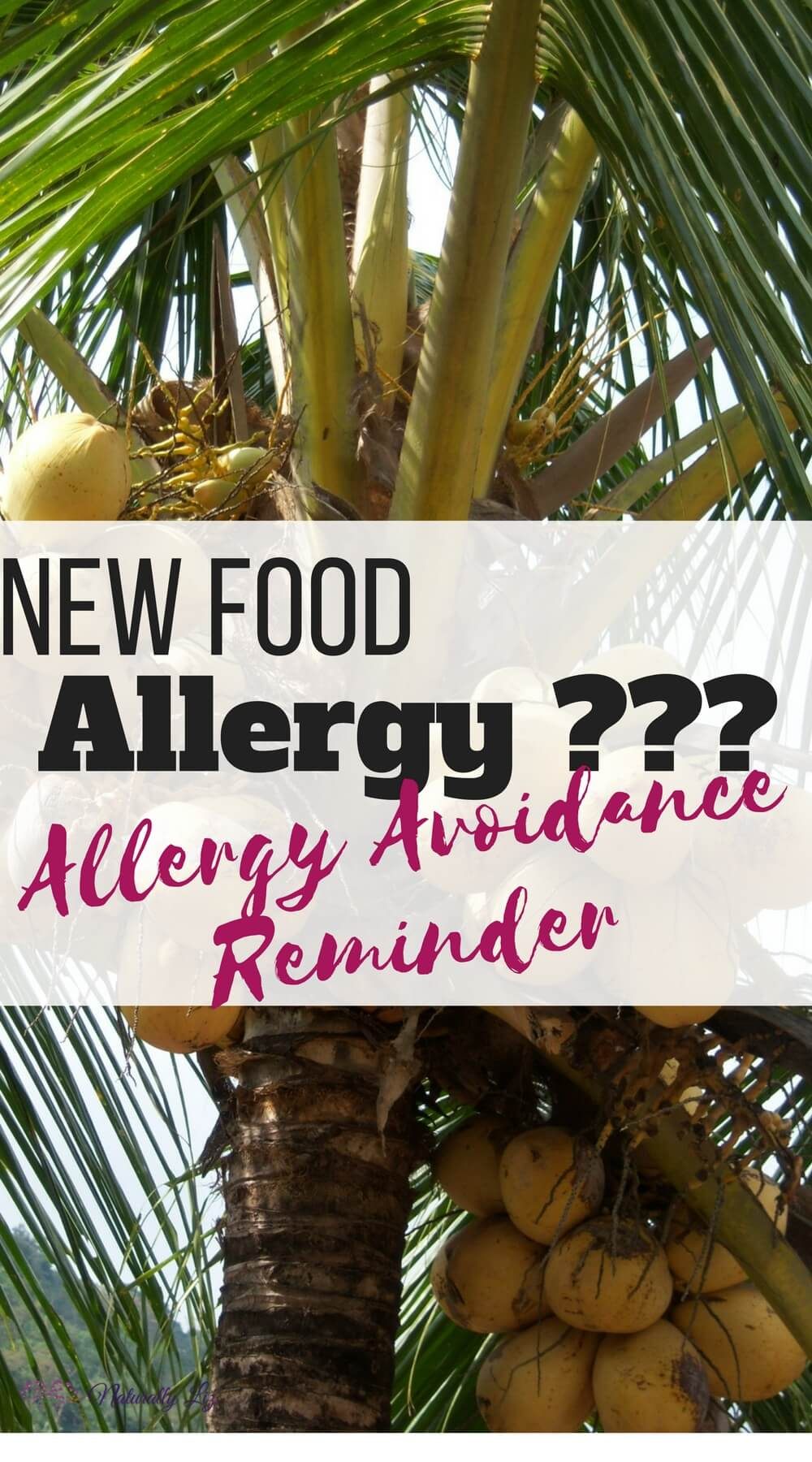 New food allergy MUST READ!