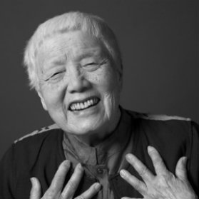 Grace Lee Boggs is an Asian activist for Black America. www.naturallymoi.com