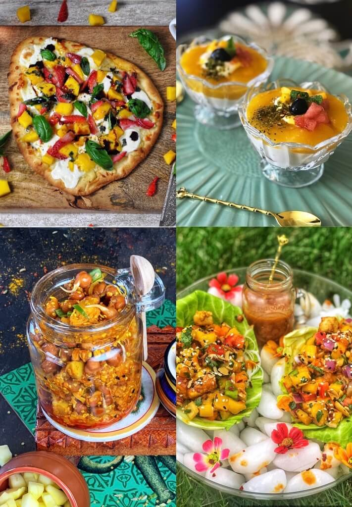 Enjoy the mango season with these summer recipes! Mangoes are always eagerly awaited by avid lovers like myself each year. Savor their sweet, tangy, and tropical flavors with these innovative recipes