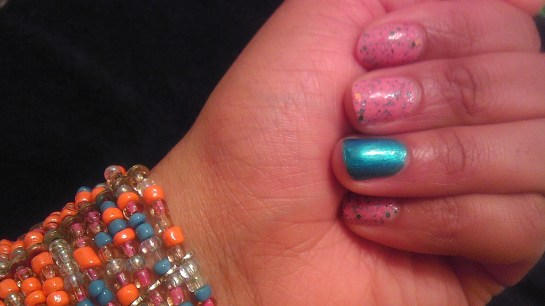 Love Nails. Sinful Colors. Candy Sprinkles