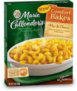 Macaroni & Cheese. Comfort Bakes