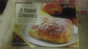 Trader Joe's Almond Croissants