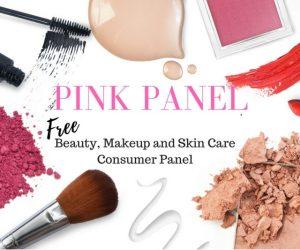 Pink Panel beauty, makeup and skincare consumer panel   Naturally Stellar