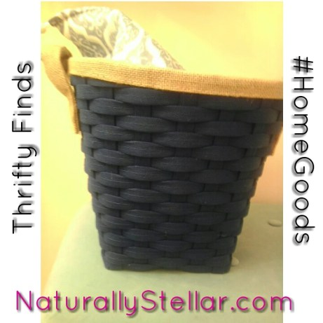HomeGoods, Thrifty, Naturally Stellar, Shopping, Home Decor, Deals
