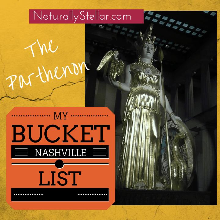 Athena, Parthenon, Nashville, Places, Visit, Sight Seeing, Nashville Bucket List, Naturally Stellar, NashVegas, Cashville