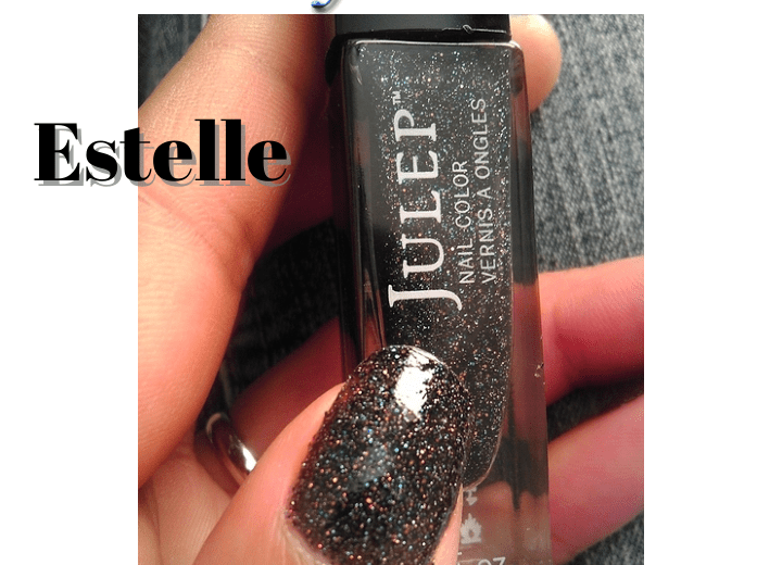 Moody Manicures | Julep Estelle ⋆ Naturally Stellar