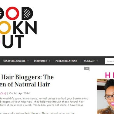 Top 50 Natural Hair Bloggers