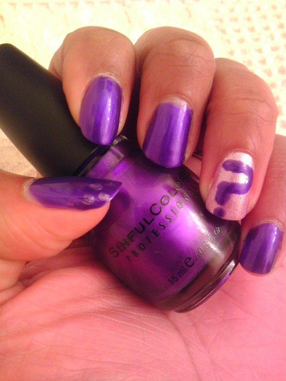 POP, Put On Purple, Lupus Awareness