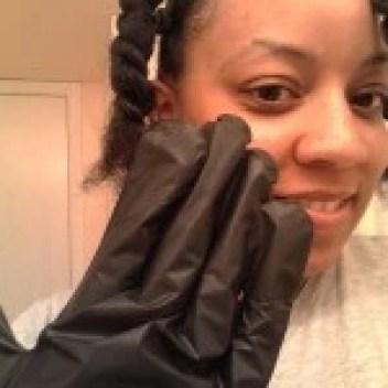 Feria Intense Ombre Gloves