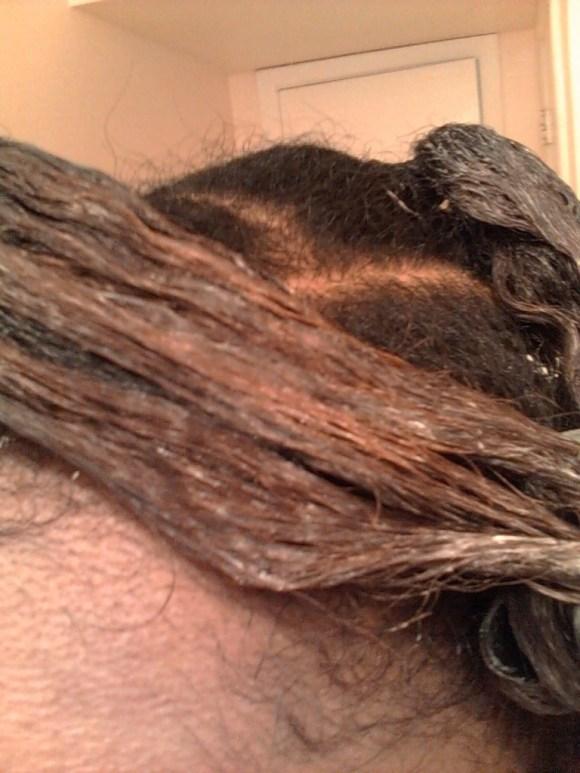 Lightening Natural Hair