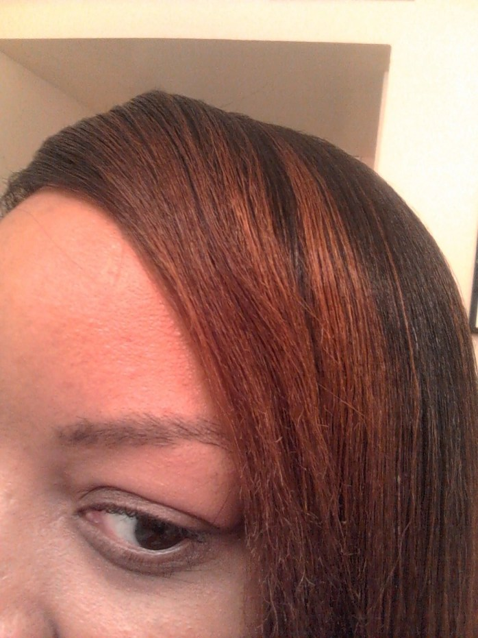 Results of DIY Ombre on Natural Hair | Naturally Stellar