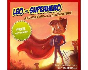 Leo Super Hero Book Review