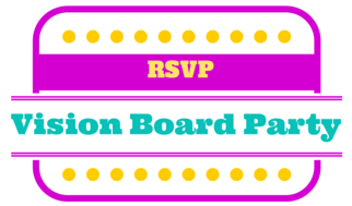 Get Tickets Nashville Vision Board Party