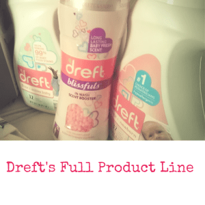Dreft Product Line | Dreft Mother's Day Giveaway | Naturally Stellar
