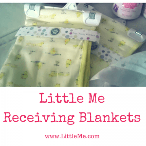 Little Me Receiving Blankets   Dreft Mother's Day Giveaway   Naturally Stellar
