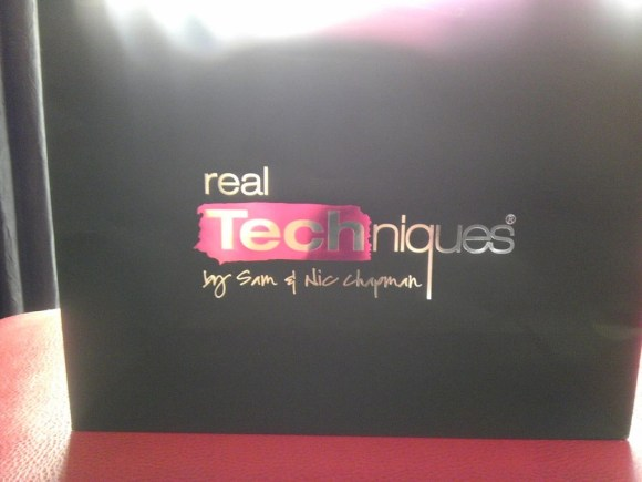 Real Techniques Goody Bag