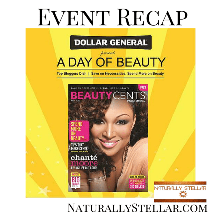A Day of Beauty | Dollar General