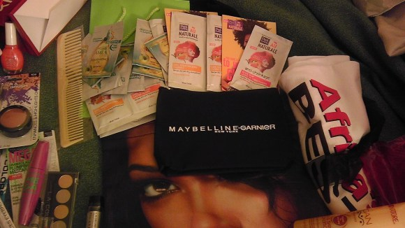 Mabelline Freebies - A Day of Beauty