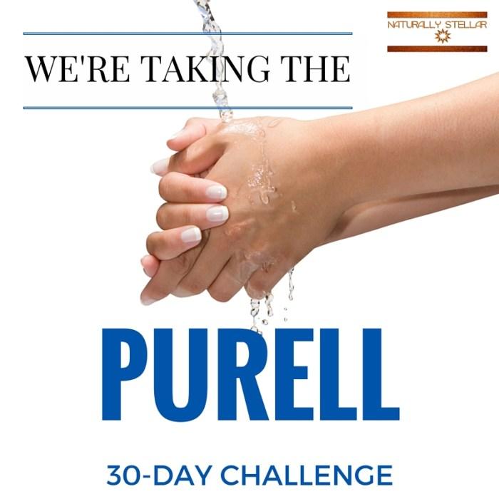 Purell 30 Day Challenge