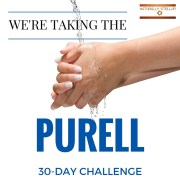 Take the Purell 30-Day Challenge With Us