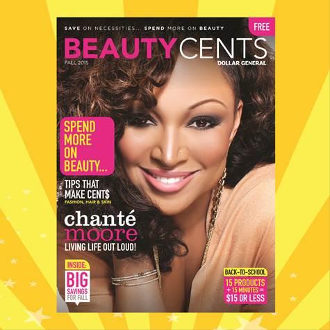 BeautyCents Magazine - Dollar General   Naturally Stellar