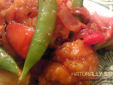 Real People Meals   Quick and Easy General Tso's Chicken