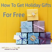 Shop Smarter: How To Get Holiday Gifts For Free