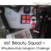 e.l.f. Beauty Squad + #PlayBeautifully Instagram Challenges