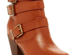Camel Leather Ankle Boots   2015 Urban Belle Holiday Guide