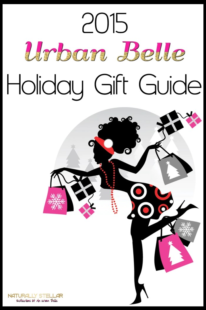 2015 Urban Belle Holiday Gift Guide | Naturally Stellar