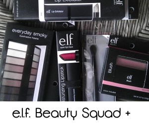 #playbeautifully with e.l.f. products | Naturally Stellar