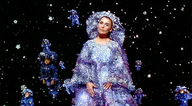 The incomparable Lena Horne as Glenda | Naturally Stellar