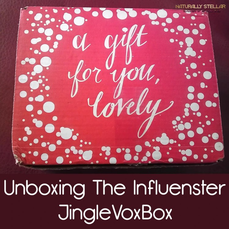 Jingle VoxBox from Influenster