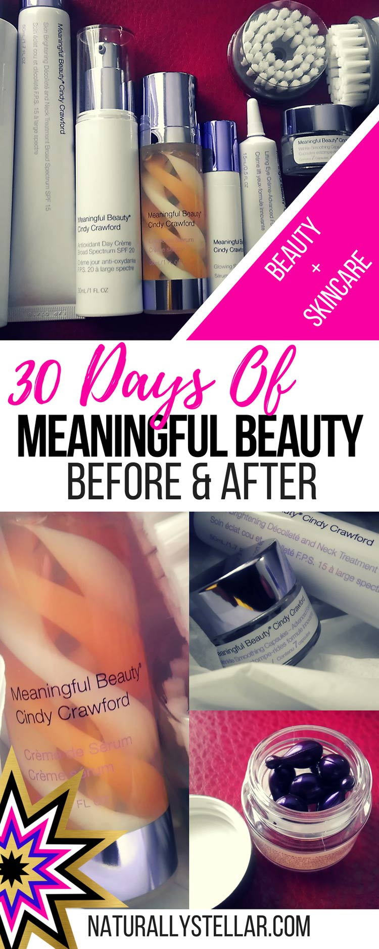 Meaningful Beauty Review - After 30 Days  | Naturally Stellar