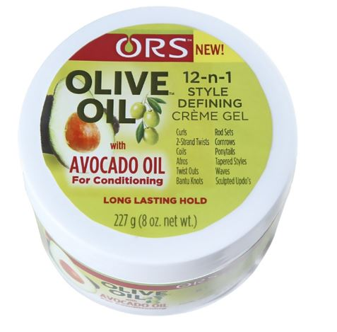 Products For Natural Style new ORS 12-n-1 Style Defining Creme Gel | Naturally Stellar