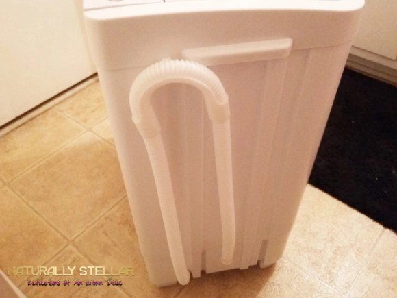 Xtremepower US Mini Washing Machine REview | Naturally Stellar