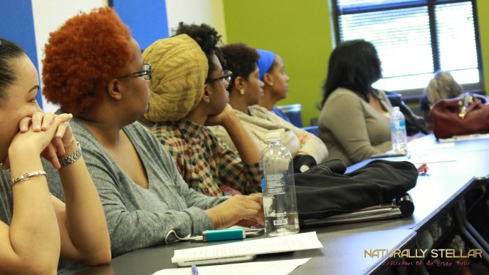 Metro Nashville Natural Hair Meetup Attendees | Naturally Stellar