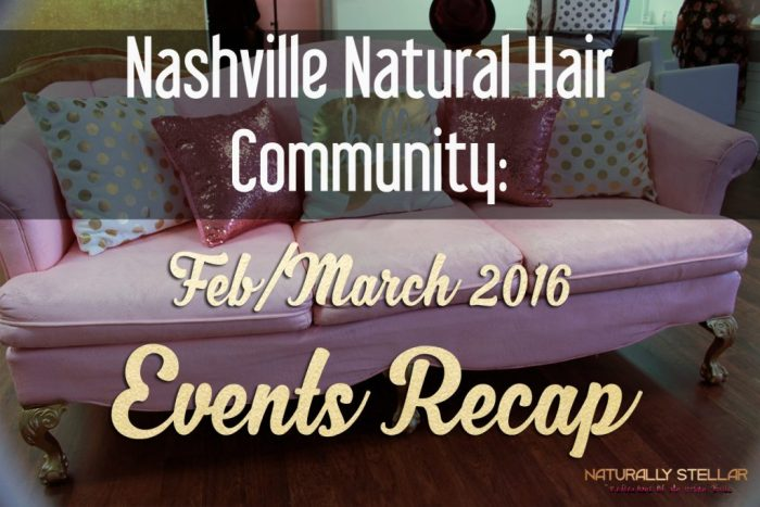 Lucy Bell Natural Hair Salon Grand Opening in Smyrna, TN | Naturally Stellar