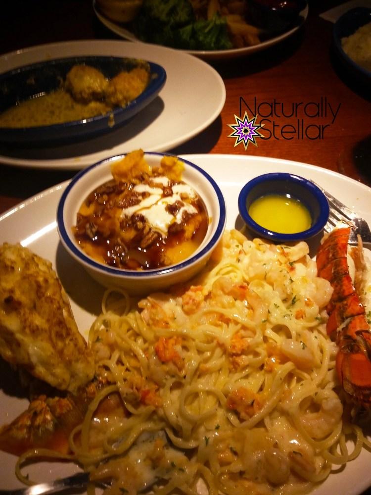 Spring Break Dinner for two at Red Lobster