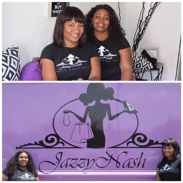 JazzyNash Mobile Shoetique Owners - Nashville, Her Business Spotlight | Naturally Stellar