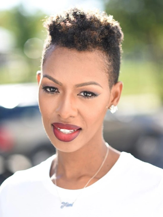 Top Tips For Styling Your TWA | Naturally Stellar