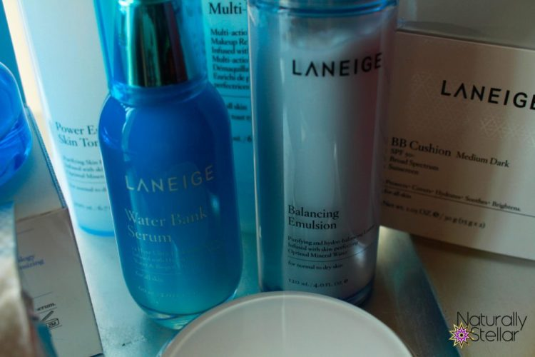 LANEIGE affordable luxury skin care | K Beauty| Naturally Stellar