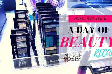 Dollar General A Day Of Beauty 2016 - Nashville, TN | Naturally Stellar