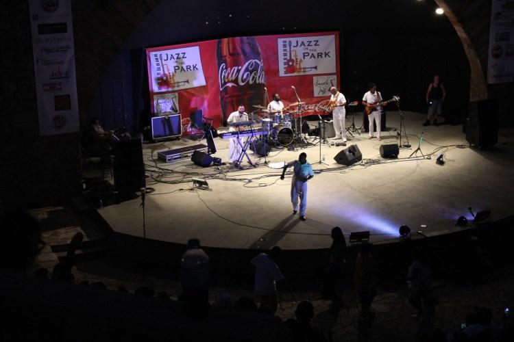 Willie Bradley Jazz In The Park - Magic City Smooth Jazz | Naturally Stellar