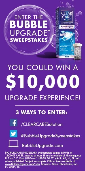 Upgrade Experience Sweepstakes | Naturally Stellar