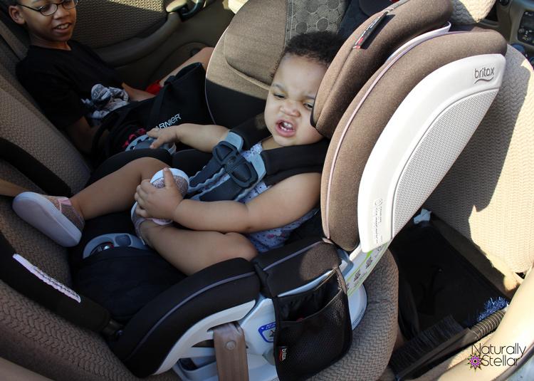 Britax Car Seats | Naturally Stellar