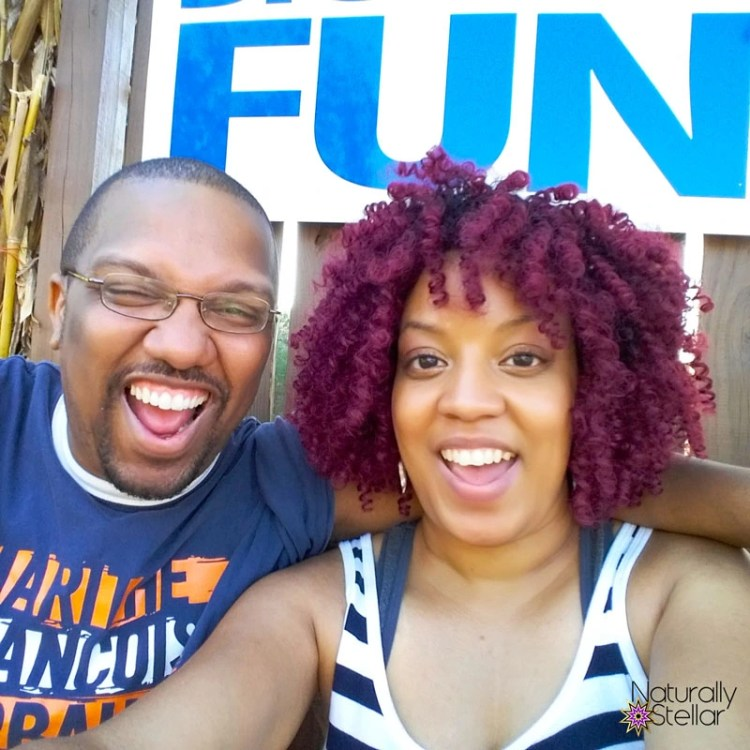 Lucky Ladd Farms Me and Hubbs | Naturally Stellar